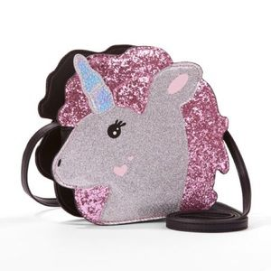 No Boundaries | Unicorn Glitter Bag
